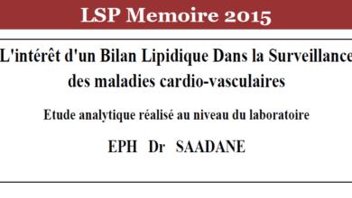 Photo of L'intérêt d'un Bilan Lipidique Dans la Surveillance des maladies cardio-vasculaires