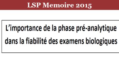 Photo of L'importance de la phase pré-analytique dans la fiabilité des examens biologiques