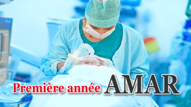 Photo of برنامج دروس سنة أولى : تخصص مساعد طبي في التخدير و الانعاش
