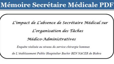 Photo of L'impact de L'absence de Secrétaire Médical sur L'organisation des Tâches Médico-Administratives